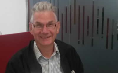 Photo of Graham Waddell